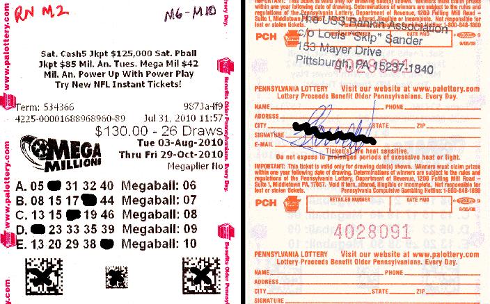 lottery ticket format Parlobuenacocinaco